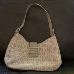 Fendi Canvas purse